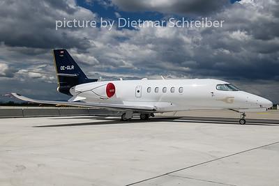 2020-06-02 OE-GLR Cessna 680A Goldeckflug