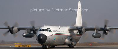 2011-02-23 KAF324 C130 Hercules Kuwait Air Force