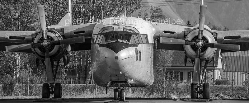 2020-05-26 N8501W C119 Flying Boxcar