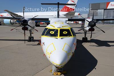 2020-04-16 OE-LGO Dash 8-400 AUstrian Airlines