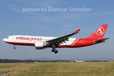 2019-07-01 TC-AGL Airbus A330-200 Atlas Global