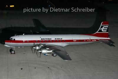 2008-10-26 G-ASA Douglas DC6 British Eagle