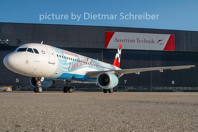 2007-10-15 OE-LBU Airbus A320 Austrian Aurlines