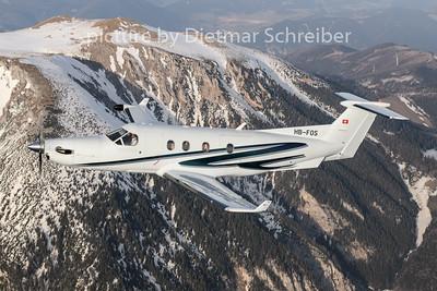2019-03-29 HB-FOS Pilatus PC12