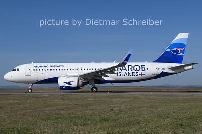 2021-03-30 OY-RCL AIrbus A320neo Atlantic Airways