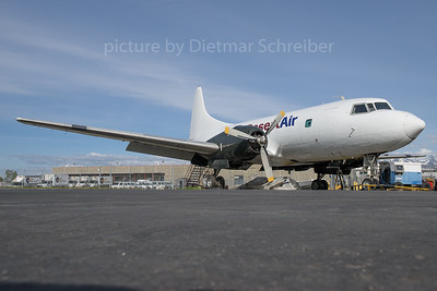 2017-05-23 N153PA Convair 240 Desert Air