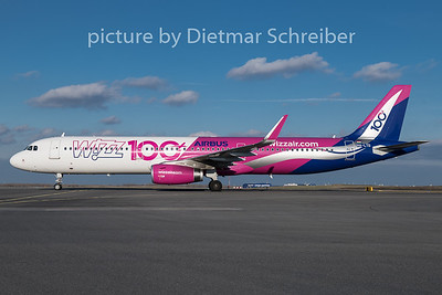 2018-12-26 HA-LTD Airbus A321 Wizzair