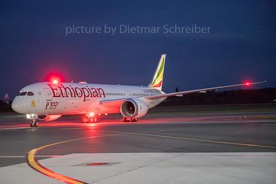 2018-06-17 ET-AUQ Boeing 787-9 Ethiopian AIrlines