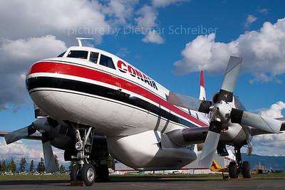 2007-05-03 C-FKFA Convair 580 Conair