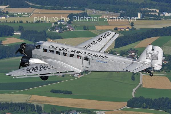 2010-07-09 HB-HOY Junkers Ju52 Ju Air