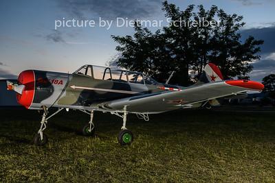 2020-07-08 D-EZCT Yakovlev 18A