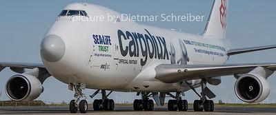 2019-08-15 LX-ECV Boeing 747-400 Cargolux