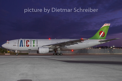 2009-08-06 TC-ACZ Airbus A300 ACT
