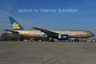 2014-03-11 OE-LPE Boeing 777-200 Austrian Airlines