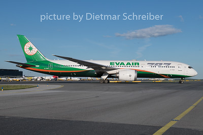 2019-05-10 B-17881 Boeing 787-9 Eva Air