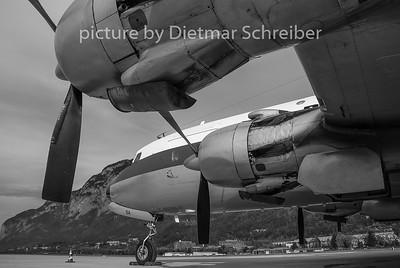 2008-10-27 G-APSA Douglas DC6 British Eagle