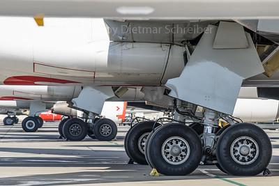 2020-04-01 Boeing 767-300 Austrian Airlines