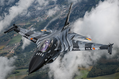 2018-09-07 FA-133 F16 Belgian Air Force