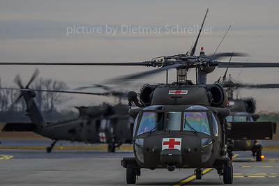 2018-01-05 Sikorsky Black Hawk United States Army