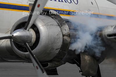 2012-05-21 N151 Douglas DC6 Everts Air