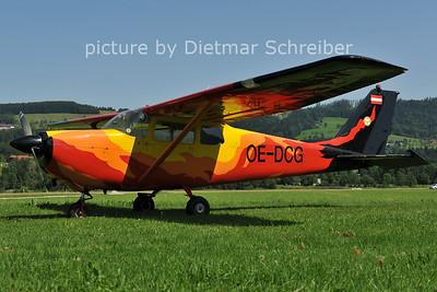 2011-07-09 OE-DCG Cessna 175