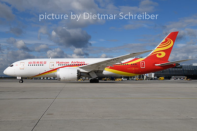 2018-10-25 B-2731 Boeing 787-8 Hainan Airlines