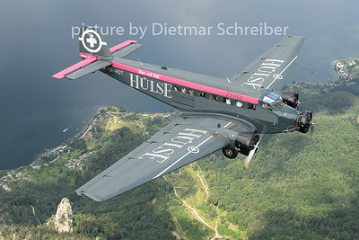 2018-07-07 HB-HOT Junkers Ju52 Ju Air
