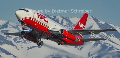 2012-05-16 N322DL Boeing 737-200 Northern Air Cargo
