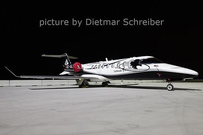 2020-11-11 OE-GLY Learjet 45