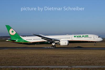 2020-03-10 B-17802 Boeing 787-10 Eva Air