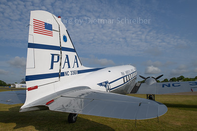 2019-06-03 N33611 Douglas DC3 Pan American