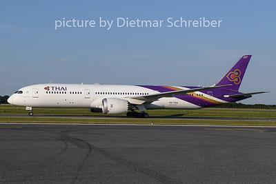 2018-07-14 HS-TWA Boeing 787-9 Thai