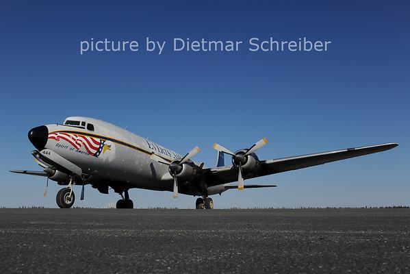 2020-05-30 N444CE Douglas DC6 Everts Air Fuel