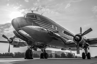 2018-05-24 OE-LDM Douglas DC6 Flying Bulls