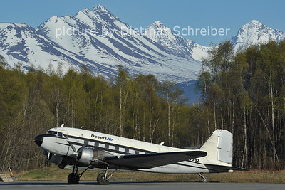 2012-05-15 N44587 Douglas DC3 Desert Air