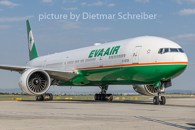 2018-07-25 B-16705 Boeing 777-300 Eva Air
