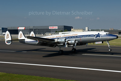 2016-09-09 HB-RSC Lockheed Constellation Breitling