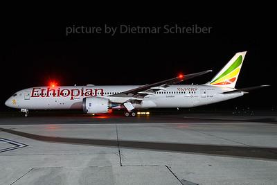 2018-04-14 ET-AUP Boeing 787-9 Ethiopian AIrlines