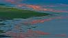 Ariel view of Flamingoes in Lake Nakuru, Kenya