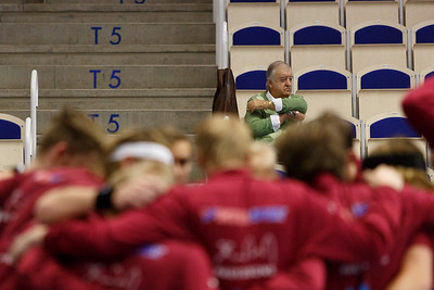 Alingsås 2015-02-01 Handboll Alingsås - Lugi :   publik fan fans supporter supportrar klack supporters audience crowd   ( Foto: Martin Wallén / Pic-Agency )   Nyckelord Keywords: Handboll, Elitserien, Alingsås HK, Lugi HF