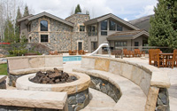 Colorado flagstone  *Special Order.  This stone must be ordered by the truckload.  Can be combined with any stone from CO COF stone
