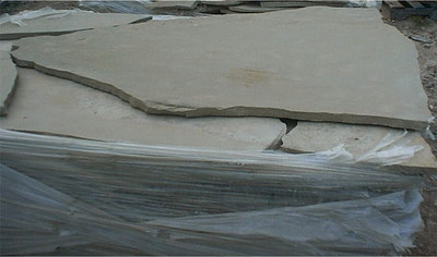 Tennessee SQM thin flagstone  *Special order, must be sold by the truckload.  Truckload can be combined with any NC/ SQM stone.