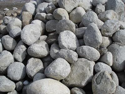 Utah QDS granite boulders