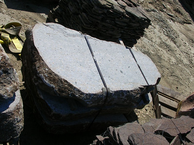 Pennsylvania PM sawn boulders  *Special Order.  This stone is premium priced by the square foot.
