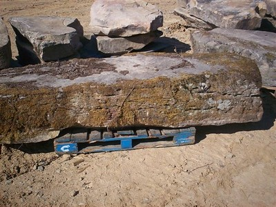 Tennessee SQM boulders  *Special order, must be sold by the truckload.  Truckload can be combined with any NC/ SQM stone.