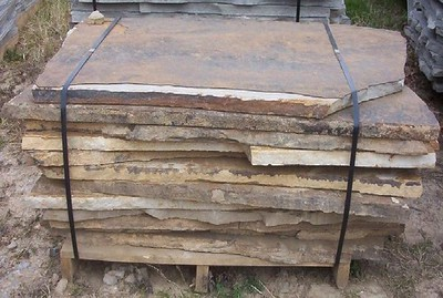 Tennessee CM brown flagstone  *PIA