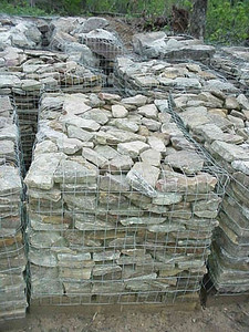 Tennessee CM 1-2.5 thin stack fieldstone  PIA