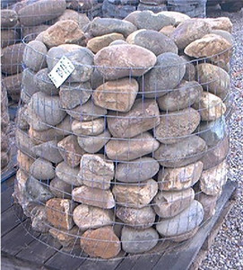 Tennessee SQM medium river rounds  *Special order, must be sold by the truckload.  Truckload can be combined with any NC/ SQM stone.