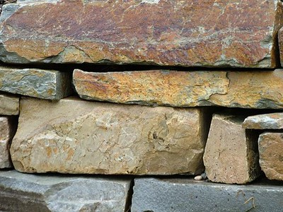 Montana McGregor lake wallstone  *Special order.  This stone must be ordered by the truckload and may be combined with any MT stone.