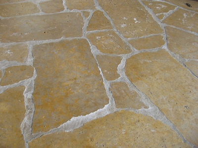 Illinois Hahn sawed flagstone  *Special Order.  This stone must be ordered by the truckload.  Can be combined with any stone from IL/ Hahn